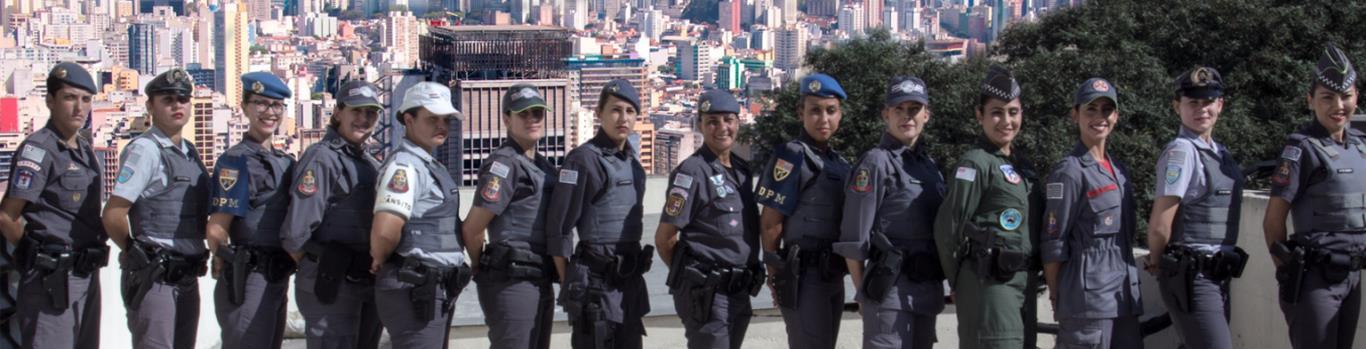 12 de Maio Dia do Policial Militar Feminino