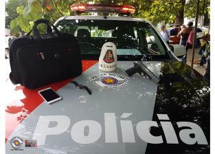 ROUBO - Ipiranga